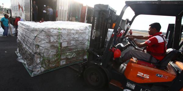 Arribaron a Maiquetía 96 toneladas de medicinas del convenio China-Venezuela para enfrentar Guerra Económica