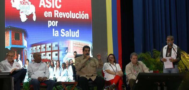 Las Asic se convierten en el centro para la reestructuración del Sistema Público Nacional de Salud