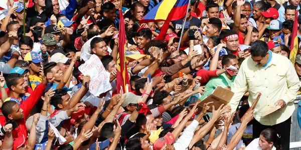 Maduro insta a la juventud a realizar una Revolución tecnológica, cultural y deportiva