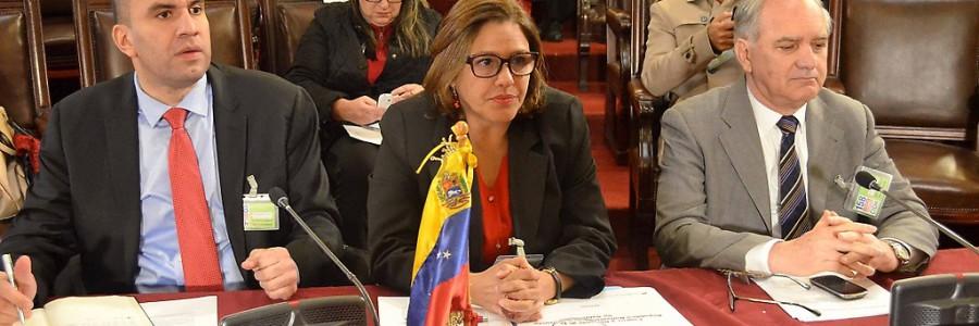 Ministra Melo: El Estado venezolano garantiza el derecho a la Salud