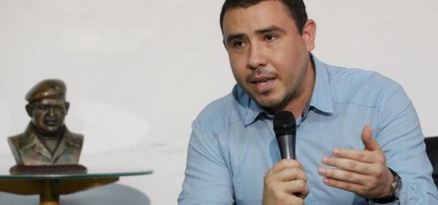 Ministro Marcano: Tarea histórica del periodista es reafirmar la solidaridad y justicia social