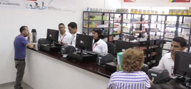 En Yaracuy funciona Farmapatria Nº 74 del país