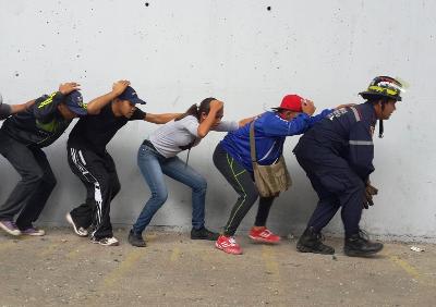 Más de 150 mil venezolanos participaron en fase inicial del Primer Simulacro de Sismo Nacional