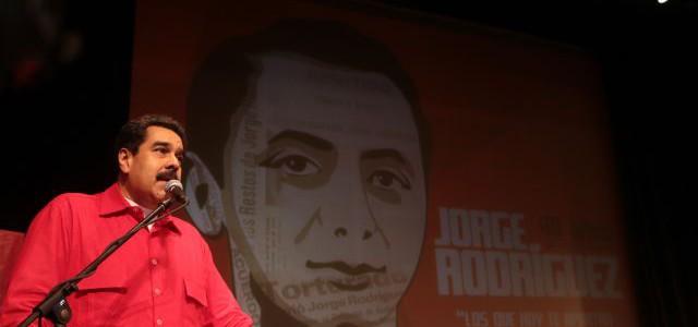Con Chávez y su ejemplo seguiremos perseverando en el camino al socialismo