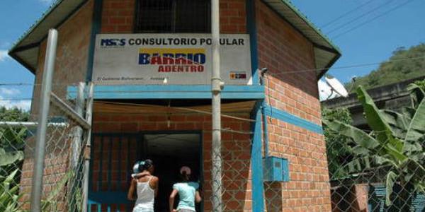 12.000 aragüeños han sido atendidos en jornadas integrales de Barrio Adentro