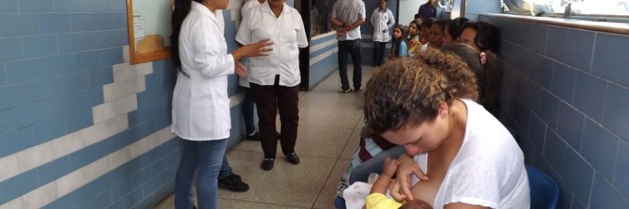 Gobierno Bolivariano monitorea a más de 8 mil embarazadas en Portuguesa