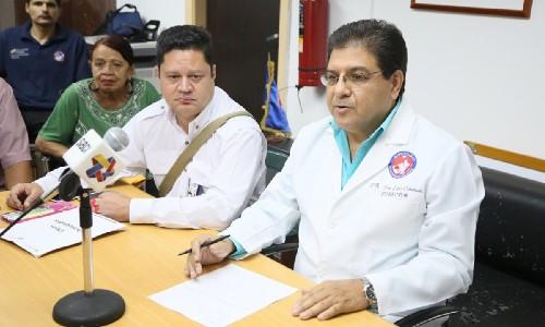 300 millones de bolívares invertirán en instalaciones de Maternidad Concepción Palacios
