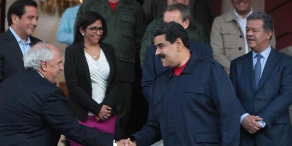 Maduro reitera que el diálogo es fundamental para reforzar la soberanía y paz del país