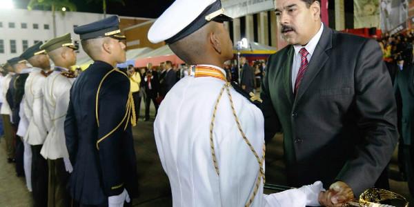 Presidente Maduro a graduandos de la FANB: Ustedes son la generación que garantizará la defensa de la Patria