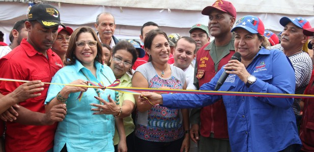 Ministra Melo supervisó centros de salud en Monagas