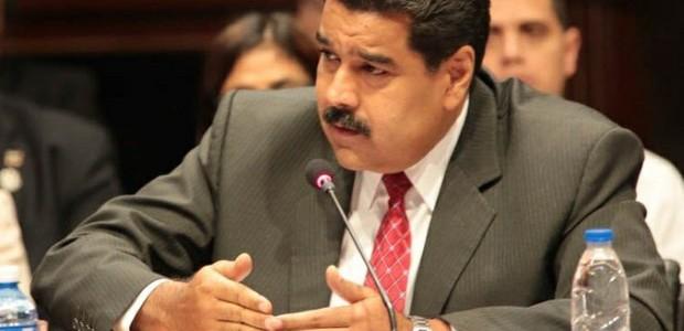 Presidente Maduro presentó la primera edición del Noticiero PresidencialVen