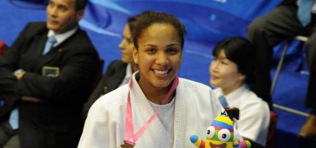 Venezolana Elvismar Rodríguez ganó bronce en Grand Slam de Judo en Rusia