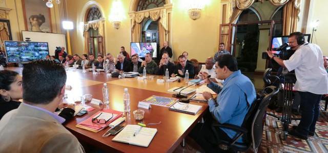 Gran Misión Abastecimiento Soberano convoca a fuerzas productivas a impulsar nuevo esquema económico