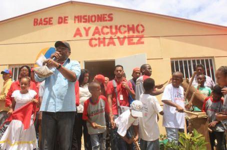 Brisas del Dividivi cuenta con nueva Base de Misiones para la atención integral de su población