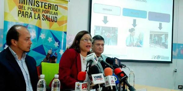 Instaladas mesas de trabajo en Cumaná en abordaje integral del sistema de salud