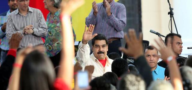 Maduro: El amor del pueblo es el motor para avanzar hacia la consolidación del socialismo