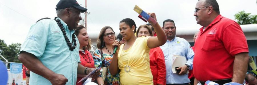 """Vicepresidente Istúriz: """"Vamos a orientar a nuestro pueblo, vamos a acompañar a nuestro pueblo"""""""