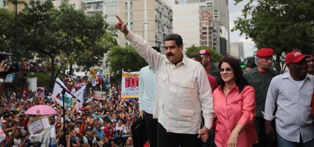 Presidente Maduro: En cualquier circunstancia el amor por la patria vencerá