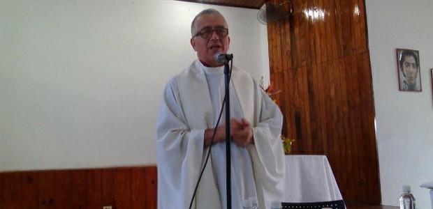 Padre Numa Molina resalta que la paz cristiana debe estar acompañada de la justicia