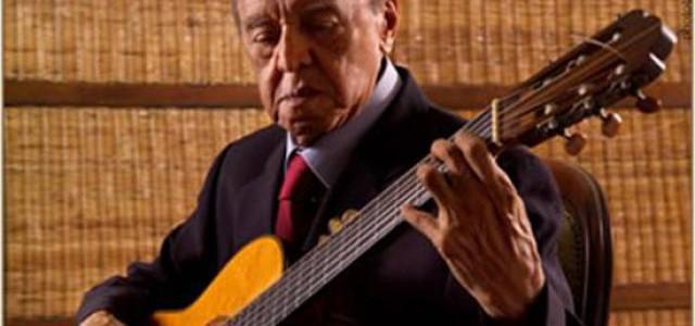 Este jueves rendirán homenaje al maestro Alirio Díaz en la Casa del Artista