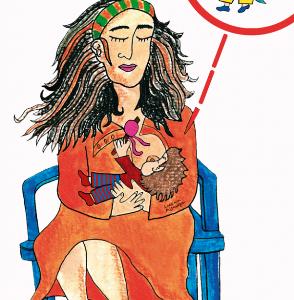 Ama–mantar Semana de la Lactancia Materna