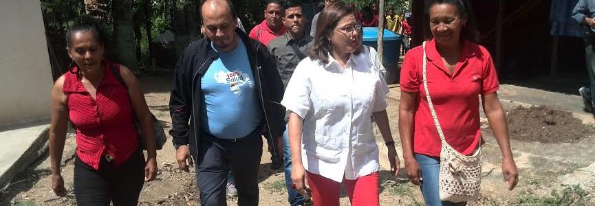 """Inaugurada Base de Misiones Socialista """"José Antonio Martínez""""  en Miranda"""