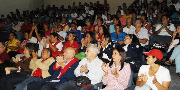 Congreso de la Patria capítulo Salud creó colectivos de las ASIC