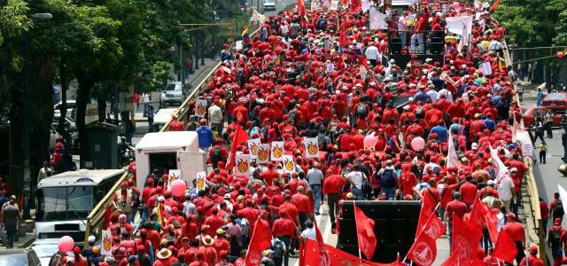 Clase obrera marchará este sábado para reafirmar compromiso con la paz