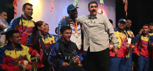 Presidente Maduro: Aquí hay una Venezuela que todos los días se construye