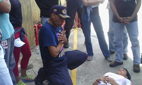 Personal de Espromed participó en Taller de Brigadas y Técnicas de Desalojo