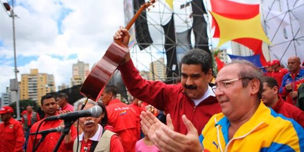 Nicólas Maduro: la oposición fracasó una vez más, la victoria es de la paz y del pueblo
