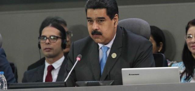 Presidente Maduro: Es el tiempo de los pueblos del Sur