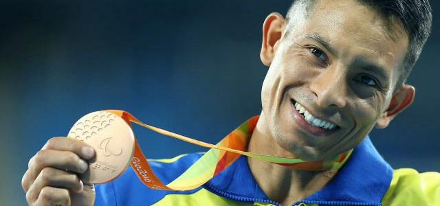 Rafael Uribe ganó 4ta medalla para Venezuela en Juegos Paralímpicos 2016