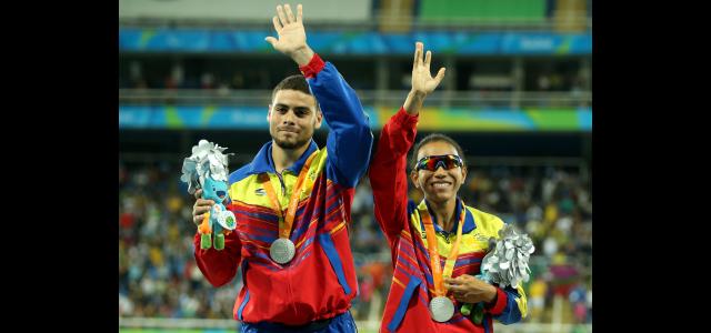 Venezuela logra la mejor actuación de su historia en Juegos Paralímpicos