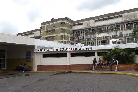 Portuguesa: Continúa plan de fortalecimiento en el hospital de Guanare