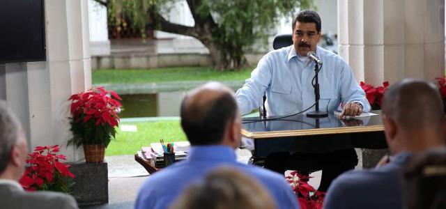 Presidente Maduro: Ha reinado la paz y la tranquilidad con el diálogo