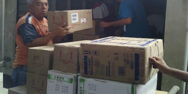 Hospital Central de San Felipe recibe insumos médicos por más de Bs. 800 millones