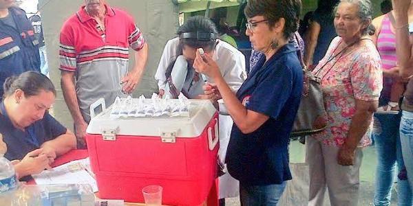 Barinas: Entregan más de 3 mil unidades de medicamentos gratuitos durante operativos médicos