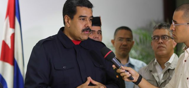 Presidente Maduro: Nueva geopolítica petrolera surgió con acuerdo Opep