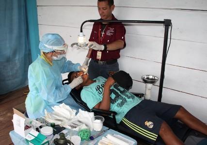BOLÍVAR: Más de mil dosis de vacunas aplicadas