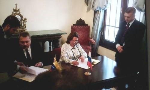 Continúa segunda sesión de la 12° Comisión Intergubernamental Rusia–Venezuela