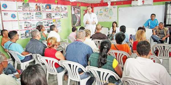 Profundizarán contraloría social y dirección colectiva en Hospital Los Magallanes de Catia
