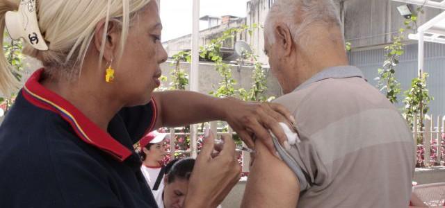 Más de 100 mil vacunas contra la difteria aplicadas en la subregión Valles del Tuy en Miranda
