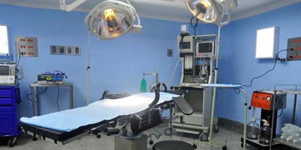 Inauguran sala de quirófanos en el hospital central de San Felipe