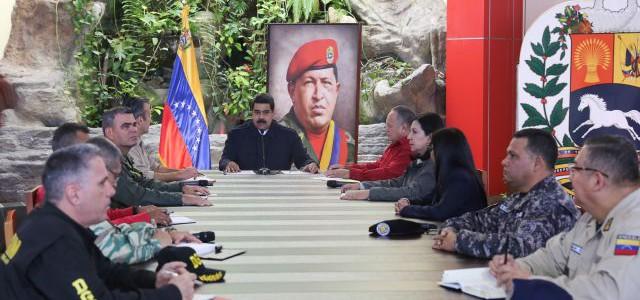 Comando Antigolpe velará por la paz con justicia para consolidar desarrollo integral del país