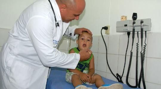 MPPS promueve la importancia de asistir al control de niño sano