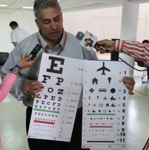 MPPS atendió gratuitamente a 180 mil pacientes en salud visual