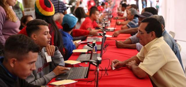 Proceso para gestionar Carnet de la Patria se ampliará en Caracas