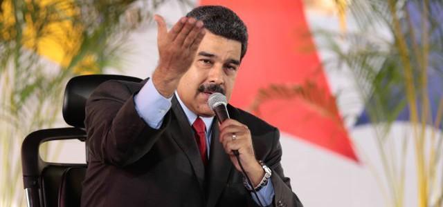 Presidente Maduro: 2017 será el año de la contraofensiva victoriosa