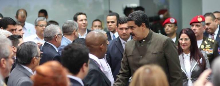 Presidente Maduro en Expo Venezuela 2017: Se acabó el modelo rentista petrolero